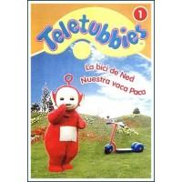 Teletubbies La bici de Ned - Nuestra vaca Paca DVD 1997