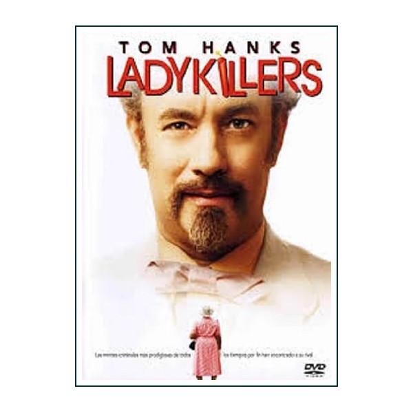 THE LADYKILLERS dvd 2004 Drama Sureño de Robos & Atracos