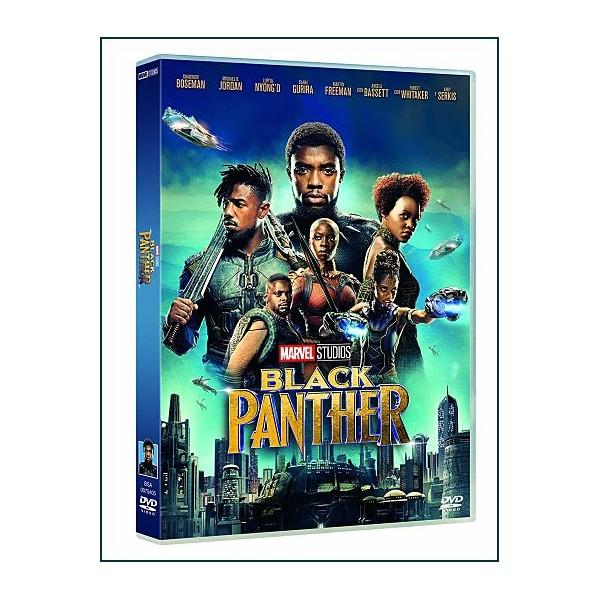 Black Panther 2018 DVD Acción Cine Fantástico de Superhéroes