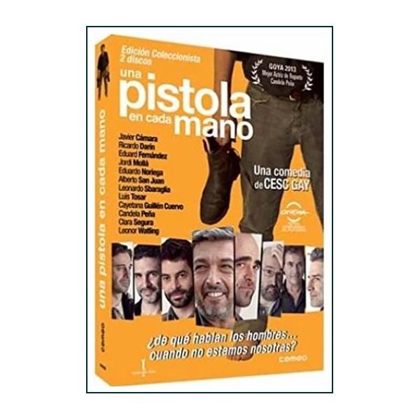 UNA PISTOLA EN CADA MANO DVD 2012 Cine Español Dirigida por Cesc Gay