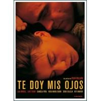 TE DOY MIS OJOS DVD 2003 Cine Español Dirección Icíar Bollaín
