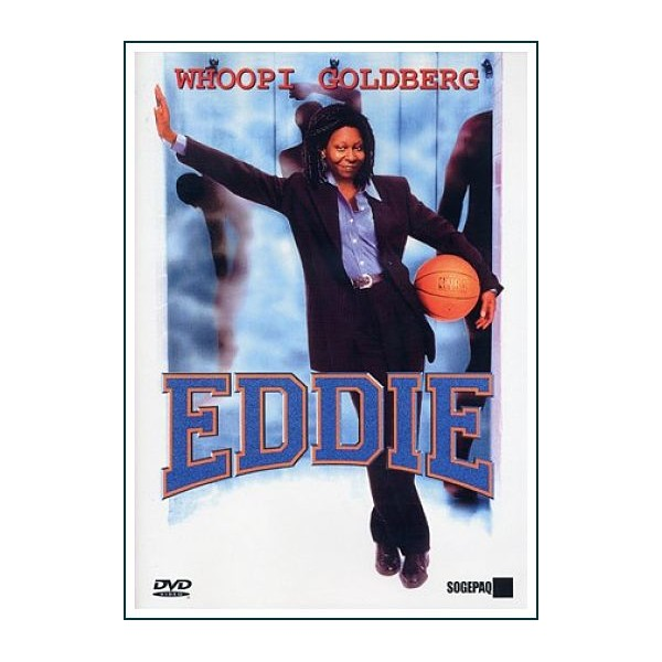 EDDIE (1995 DVD) Director Steve Rash