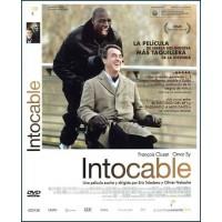 INTOCABLE (Intouchables) dvd 2011 Discapacidad y Amistad