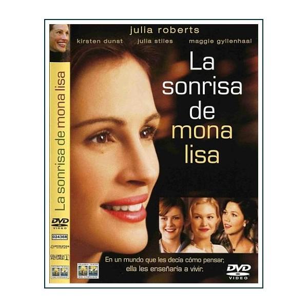 LA SONRISA DE MONA LISA DVD 2003 Dirección Mike Newell