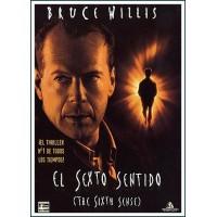 EL SEXTO SENTIDO 1999 DVD Suspense Dirección M. Night Shyamalan