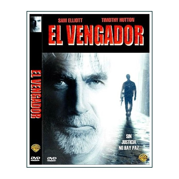 EL VENGADOR (THE AVENGER) DVD 2006 Dirección Robert Markowitz
