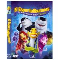 EL ESPANTATIBURONES DVD 2004 Dirección Bibo Bergeron