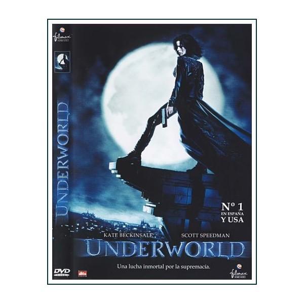 UNDERWORLD 2003 Dvd Dirección Len Wiseman