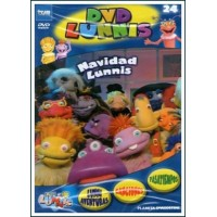 LOS LUNNIS NAVIDAD DVD INFANTIL Serie de TV. Cine Español