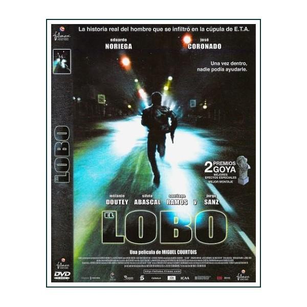 LOBO DVD 2004 CINE ESPAÑOL Director Miguel Courtois