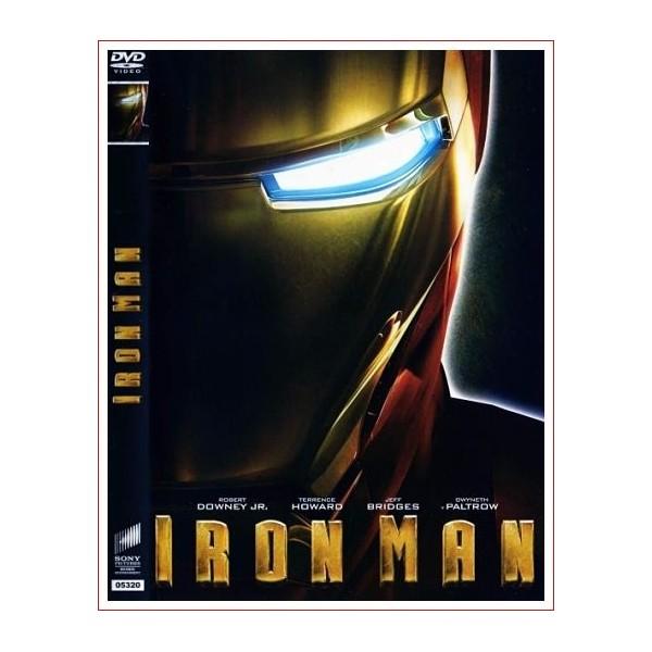IRON MAN DVD FICCIÓN 2007 Dirección Jon Favreau