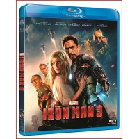 IRON MAN 3 (Blu Ray Ficción 2013) Dirección Shane Black
