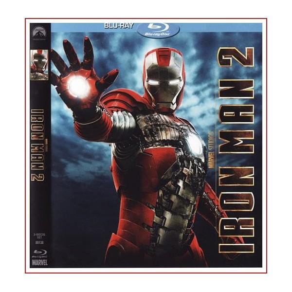 IRON MAN 2 BLU RAY Ficción 2010 Dirección Jon Favreau