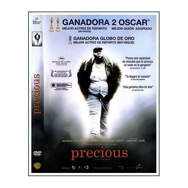 PRECIOUS DVD 2009 Dirección Lee Daniels