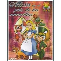 ALICIA EN EL PAIS DE LAS MARAVILLAS+LOS ROBINSON SUIZOS DVD