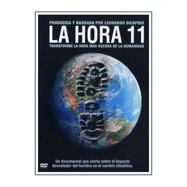 LA HORA 11 DVD 2007 DOCUMENTAL Dirigida por Nadia Conners