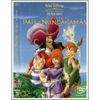 PETER PAN REGRESO AL PAÍS DE NUNCA JAMAS 2002 DVD Infantil