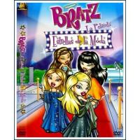 BRATZ ESTRELLAS DE LA MODA Dvd 2004 Dirección Dawn Hershey