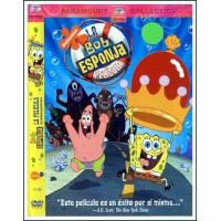 BOB ESPONJA LA PELICULA DVD 2004 Dirección Stephen Hillenburg