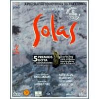 SOLAS Dvd 1999 Dirección Benito Zambrano