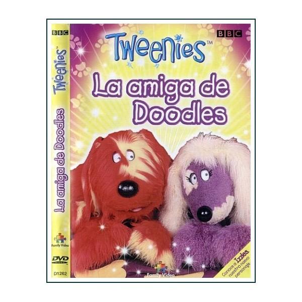 TWEENIES LA AMIGA DE DOODLES DVD 1999