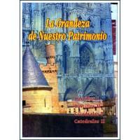 LA GRANDEZA DE NUESTRO PATRIMONIO PACK 4 DVD