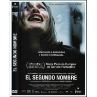 EL SEGUNDO NOMBRE DVD 2002 Dirección Paco Plaza