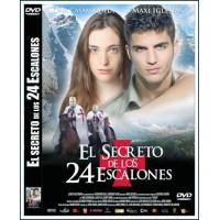 EL SECRETO DE LOS 24 ESCALONES Dvd 2012 Dirección Santiago Lapeira