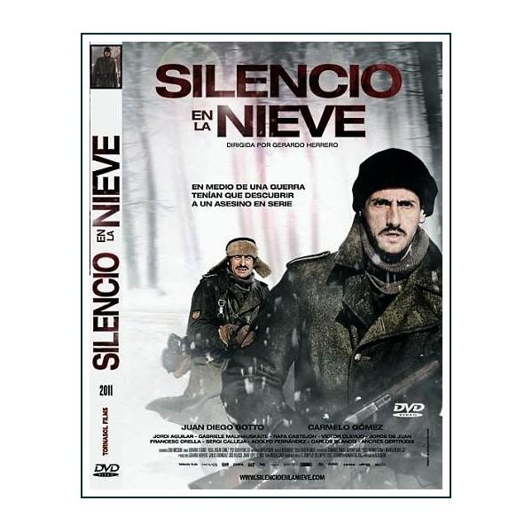 SILENCIO EN LA NIEVE DVD 2013 Dirección Gerardo Herrero