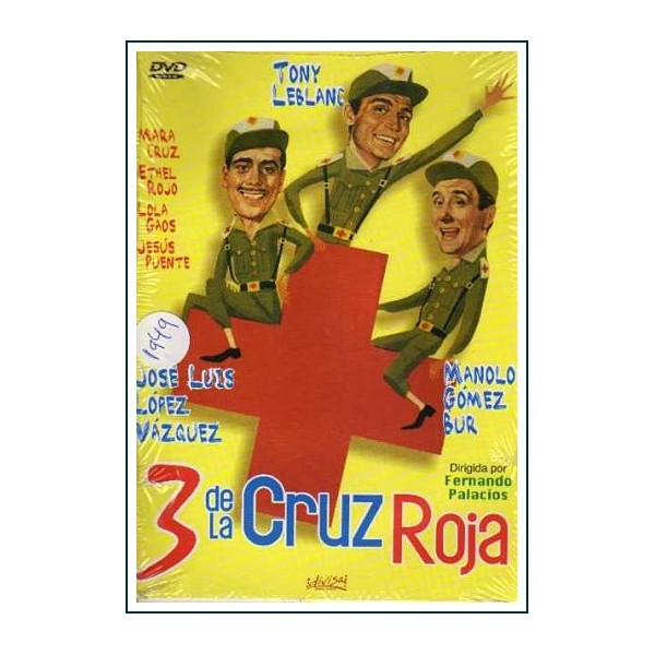 3 DE LA CRUZ ROJA