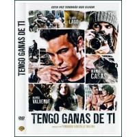 TENGO GANAS DE TI DVD Cine Español Dirección Fernando González Molina