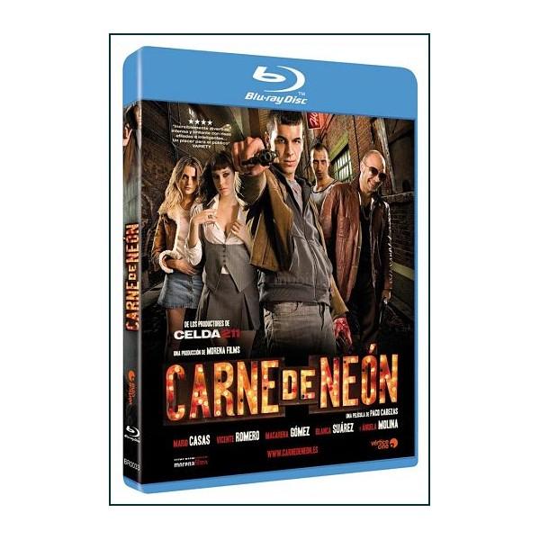 CARNE DE NEON 2012 DVD Cine Español Dirección Paco Cabezas