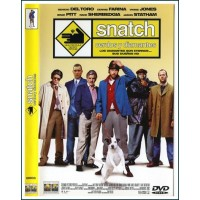 SNATCH, CERDOS Y DIAMANTES DVD 2000 Dirección Guy Ritchie