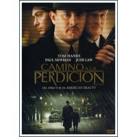 CAMINO A LA PERDICION DVD 2002 Dirección Sam Mendes