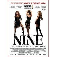 NINE DVD 2009 Dirección Rob Marshall