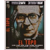 EL TOPO DVD 2011 Guerra Fría-Espionaje Dirección Tomas Alfredson