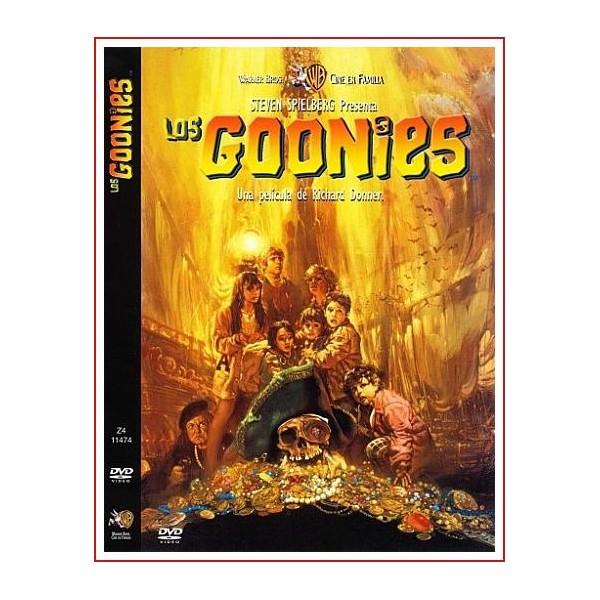 LOS GOONIES Infantil DVD 1985 Dirección Richard Donner