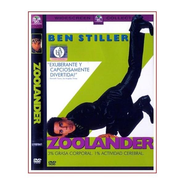 ZOOLANDER DVD 2001 Dirección Ben Stiller