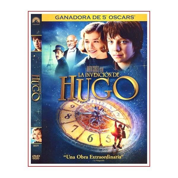 LA INVENCION DE HUGO (Hugo) DVD 2011 Dirección Martin Scorsese
