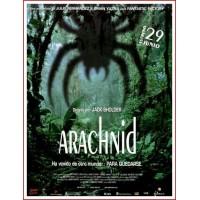 ARACHNID Dvd 2001 Cine Español Dirección Jack Sholder