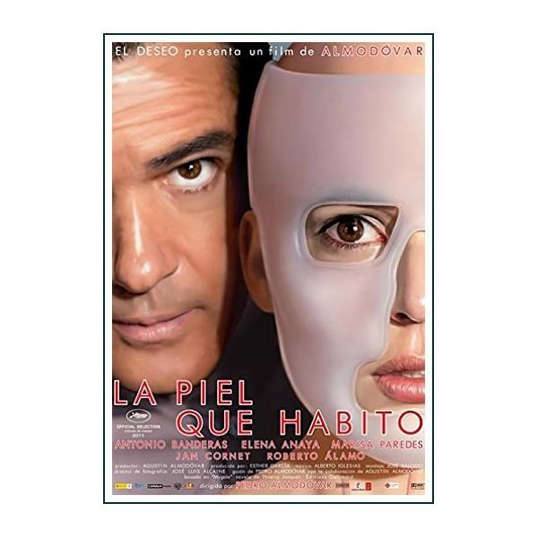 LA PIEL QUE HABITO DVD 2011 Cine Español Dirección Pedro Almodóvar