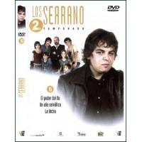 LOS SERRANO TEMPORADA 2 DISCO 15