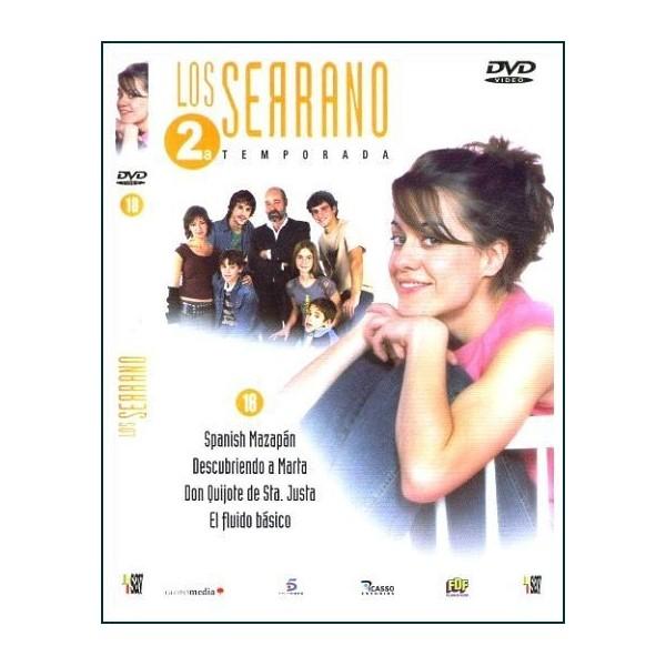 LOS SERRANO TEMPORADA 2 DISCO 16
