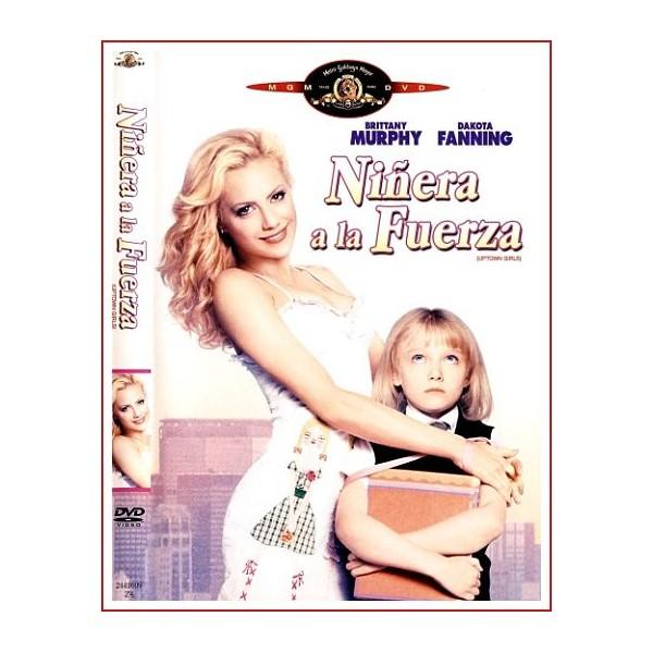 NIÑERA A LA FUERZA DVD 2008 Dirección Boaz Yakin