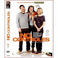 NO CONTROLES DVD 2010 Cine Español Dirección Borja Cobeaga