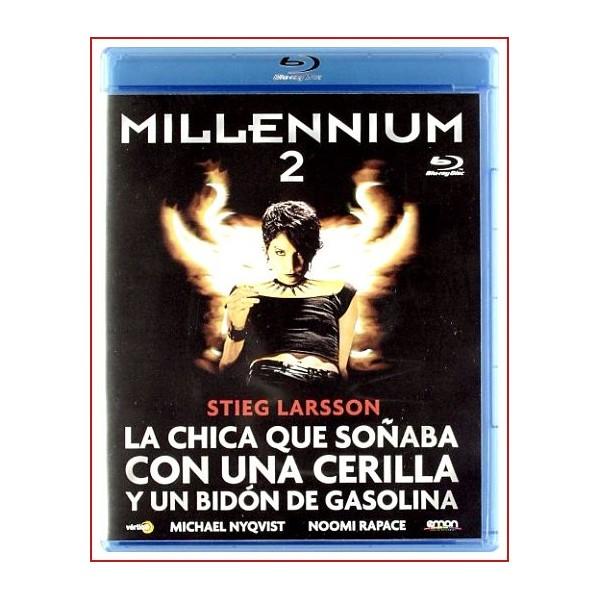MILLENNIUM 2 LA CHICA QUE SOÑABA CON UNA