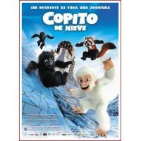 COPITO DE NIEVE DVD 2011 Cine Español Dirección Andrés G. Schaer