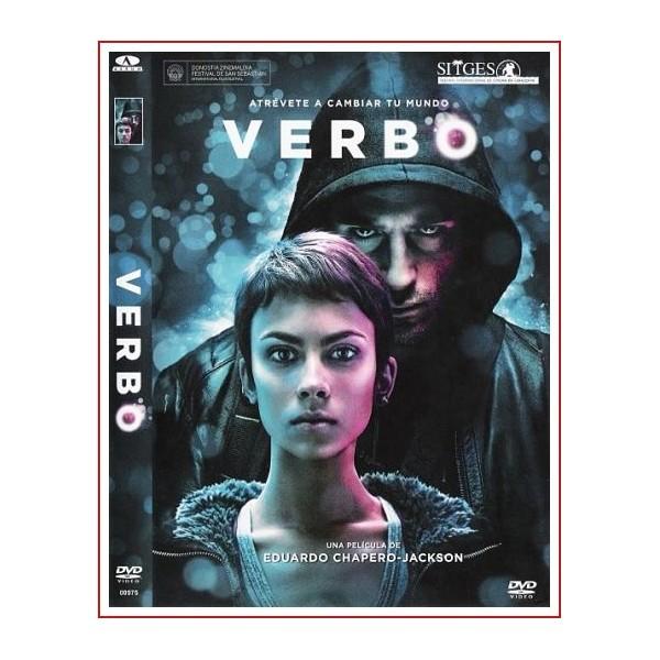 VERBO Dvd 2011 Cine Español Dirección Eduardo Chapero-Jackson Distopía