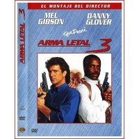 ARMA LETAL 3 (DVD 1992) Dirigida por Richard Donner
