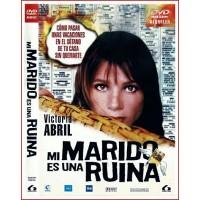 MI MARIDO ES UNA RUINA DVD 2001 Dirección Marcello Cesena